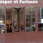 Prosper et  Fortunée