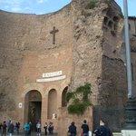 Базилика Санта Мария дельи Анджели. Вид снаружи