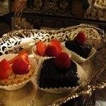 Deliciosos pasteles caseros