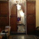 doorway to our second bedroom