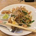 Best paad Thai!