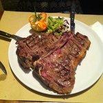 Bistecca alla Fiorentina da 980,00 grammi
