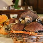 OMG fresh mushrooms SO GOOD