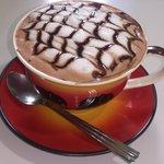 chocolat chaud !!!!