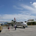 De Havalland Short flight Mahe' Praslin Worth it :)
