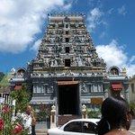 Hindu Temple in Victoria, Mahe'