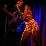 Juliana Yazbeck on stage