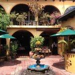 Las Antorchas - Cadre du restaurant
