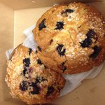 Blueberry muffin tops!!