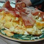 Uova e bacon a colazione