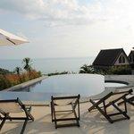 Pool at  Baan Kantiang See