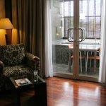 Honeymoon Suite with in-room Jacuzzi!