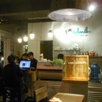 Cafe Interior, well designed