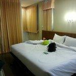 I tot i enter into wrong hotel/room