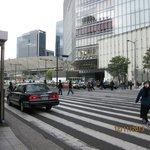 Tokyo Train Station (East Side)