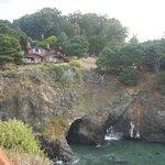 Rooms on cliffs