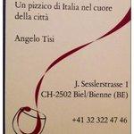 Business Card Al Ristorantino
