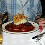 Mom's Mile High Meatloaf Sandwich at PJ Clarke's