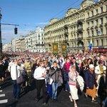 12 сентября 2013, Невский. Кресный ход.
