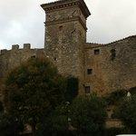 La torre dell'hotel
