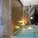 reception/pool