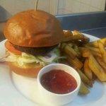 Gourmet Burgers, delicious!