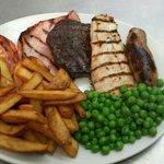 Mmm.. mixed grill