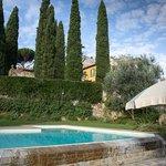 Foto di Villa Poggio San Felice