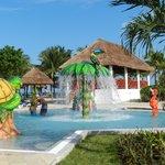 piscina infantil estrenada este mes