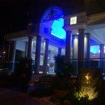 Montebello by night