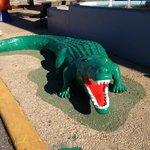 The Gator got a face lift, too.
