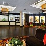 Sheraton Main Lobby