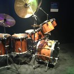 The drums that played Billie Jean