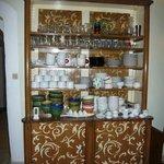 Un des vaisselliers