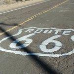 Route 66 à proximité de Laughlin