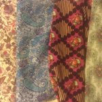 A selection of the wonderful Liberty fabrics!
