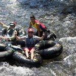 "Our ""raft"" trip"