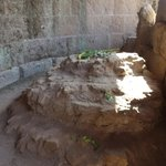the Altar - placed where Caesar was cremated