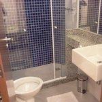Banheiro quarto duplo 2º andar