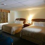 Small Suite 114 Bedroom