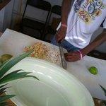 Fresh Conch Salad