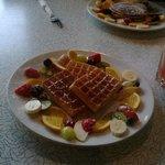 My yummy breakfast!