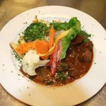 Our signature dish: Beef Goulash