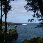 Black Sand Beach views