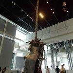Antena de um dos prédios do WTC 11/09