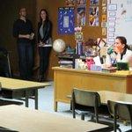 the leading lady - the teacher