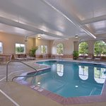 Heated Indoor Pool at Day