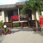 Beachfront villas 6 & 7