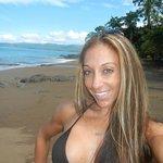 """""""Selfie"""" on the beach!"""