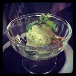 The mint chocolate icecream is very nice
